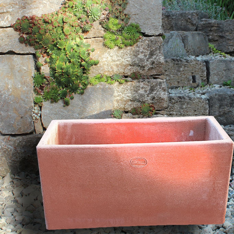 impruneta terracotta pflanzkassette
